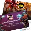 Star Wars i Marvel dyskutują na Twitterze i handlują swoimi bohaterami