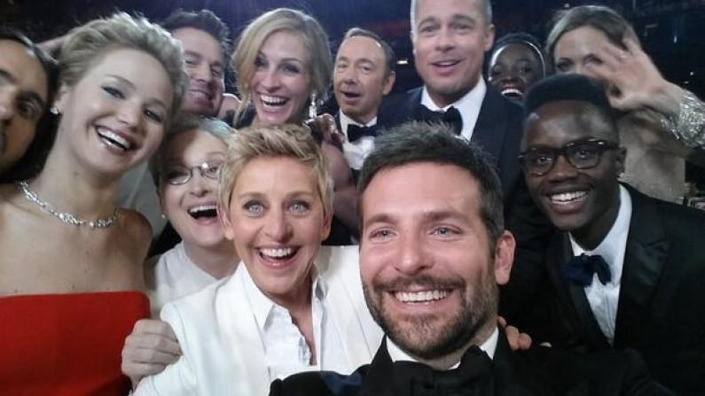 Oscarowa selfie bije rekordy Twittera i detronizuje Baracka Obamę
