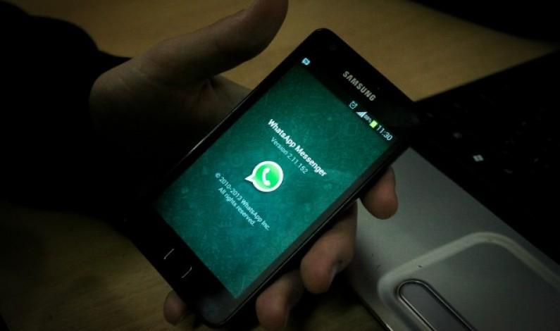 WhatsApp zhakowany