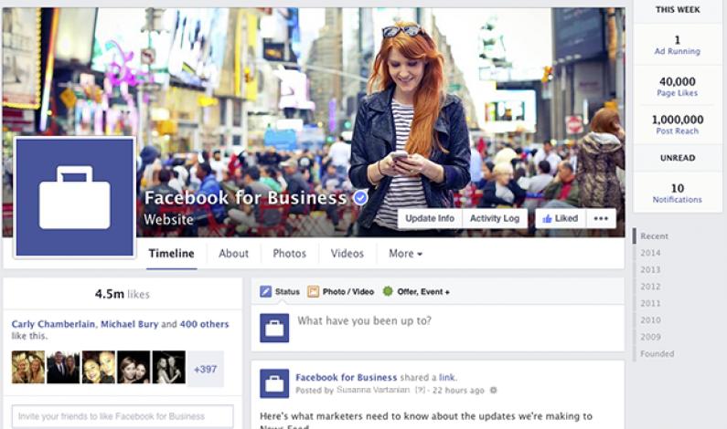 Grafiki na Facebooku do wymiany. Zobacz, co musisz zaktualizować