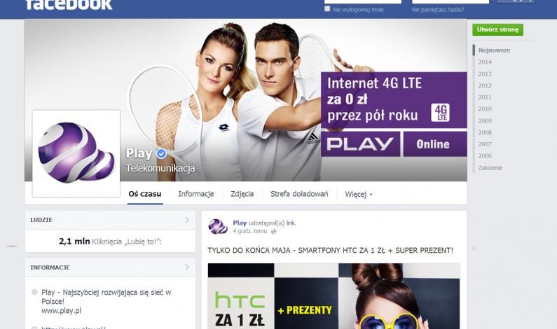 Nadchodzą zmiany w wyglądzie stron na Facebooku