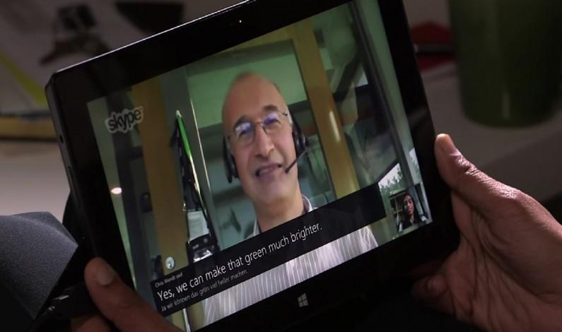 Tłumaczenie rozmów na Skypie w czasie rzeczywistym
