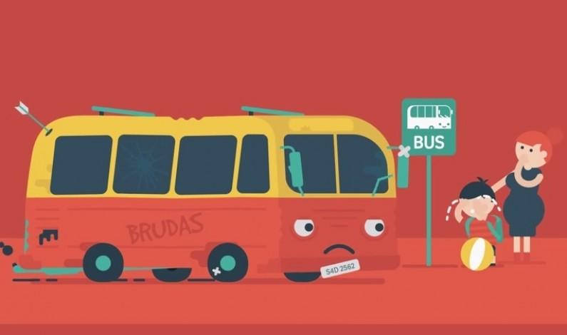 """""""Smutny Autobus"""" pozostawił w cieniu mundialowe zmagania"""