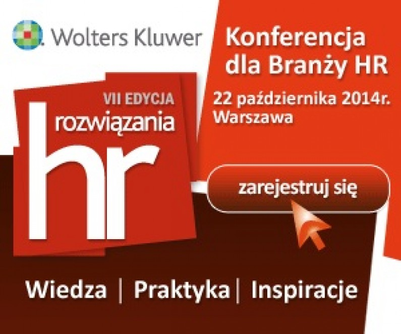 Nowy wymiar HR – Rozwiązania HR już 22 października!