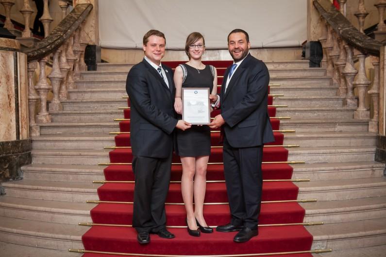 Młodzi Przedsiębiorcy mają reprezentację w Europie