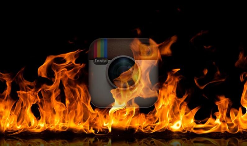 Instagram kasuje konta. Niektórzy tracą 99% obserwujących
