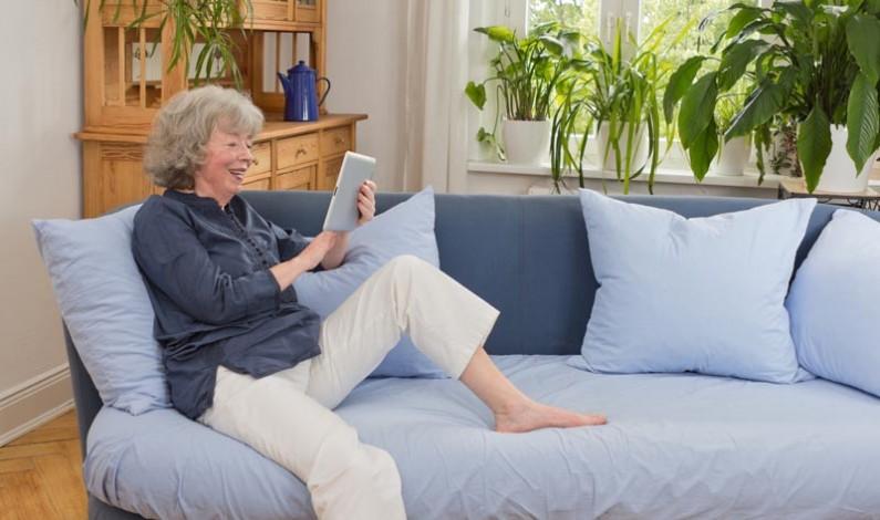 Dlaczego seniorzy nie korzystają z internetu?