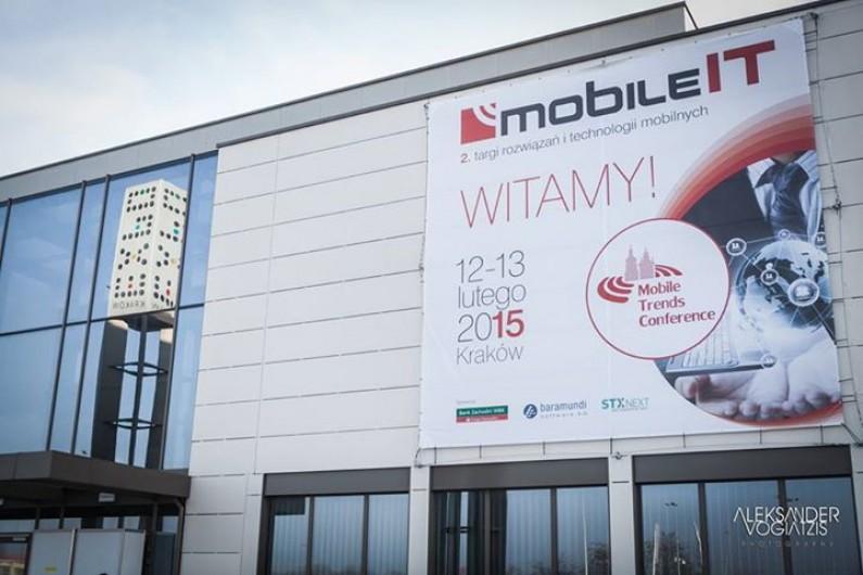 Mobilne technologie w centrum Krakowa