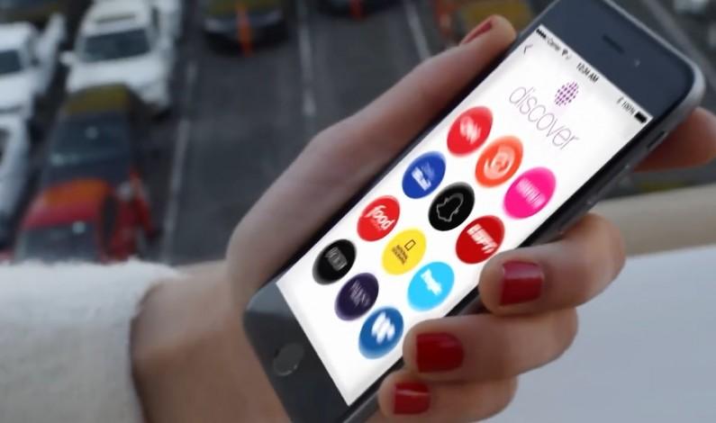 Tak wydawcy magazynów wykorzystują Snapchat Discover