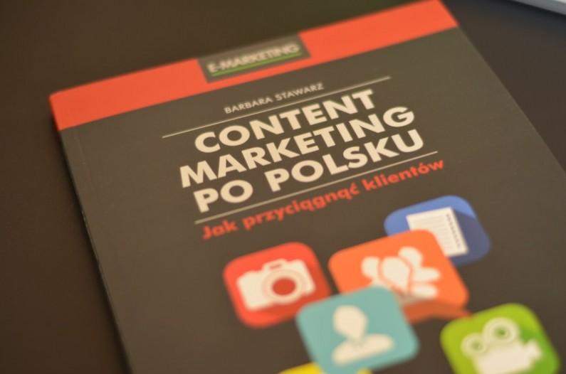 """Recenzja książki """"Content Marketing po polsku"""""""