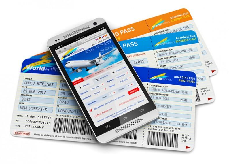 Aplikacje od linii lotniczych dla podróżujących są naprawdę użyteczne i pomysłowe