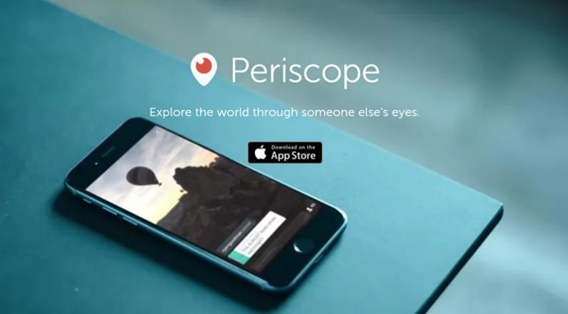 Periscope – kolejne narzędzie life streamingu