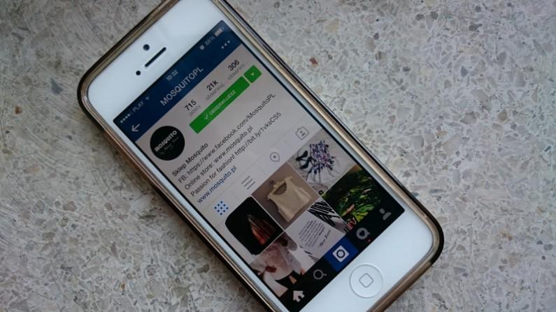 Sprzedaż bezpośrednio z Instagrama już możliwa!