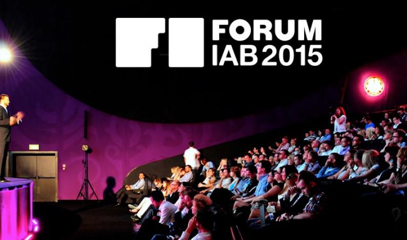 IAB Polska zaprasza na Forum IAB 2015