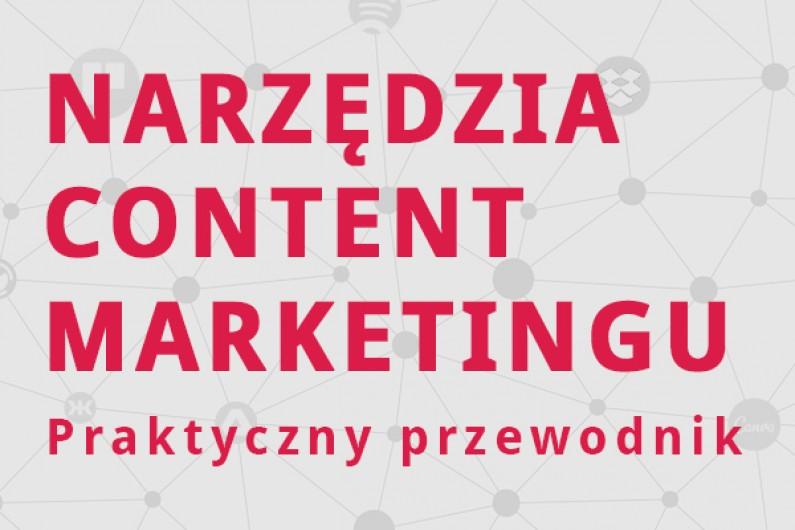 E-book – Narzędzia content marketingu
