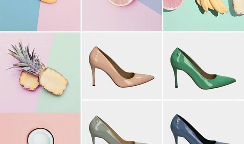 """Miłość do butów wyrażona w """"lajkach"""""""