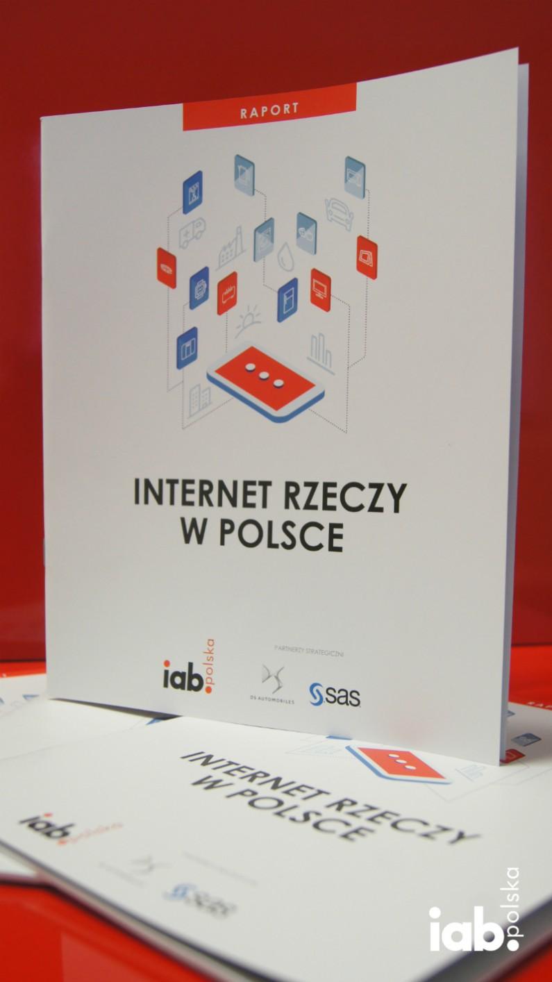 Premiera pierwszego polskiego raportu o Internecie Rzeczy od IAB Polska