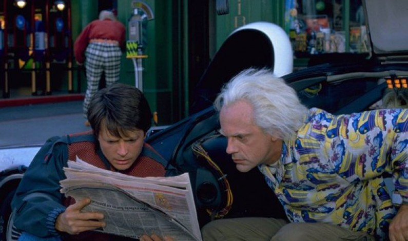 "Jak marki świętowały ""Back to the Future Day"" w social media?"