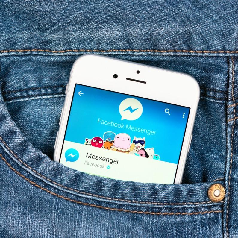 Będą reklamy w Messengerze