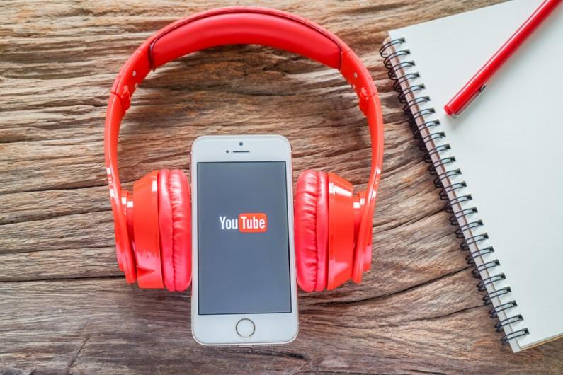Co najchętniej oglądaliśmy na YouTube w 2016 roku?