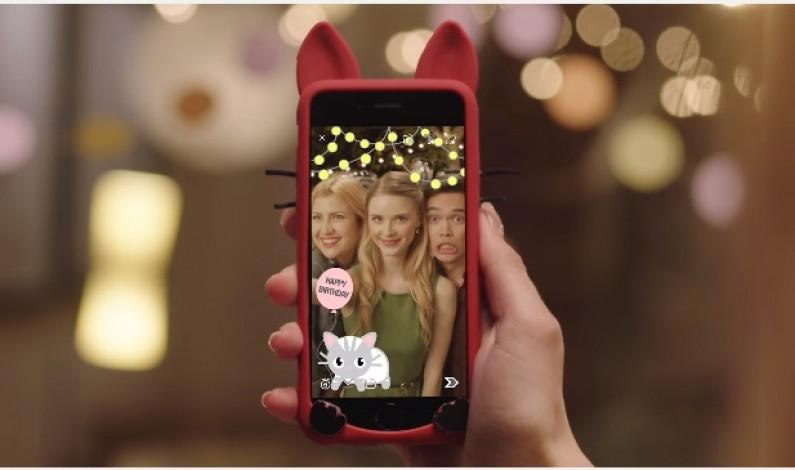 Stwórz swój własny filtr na Snapchacie