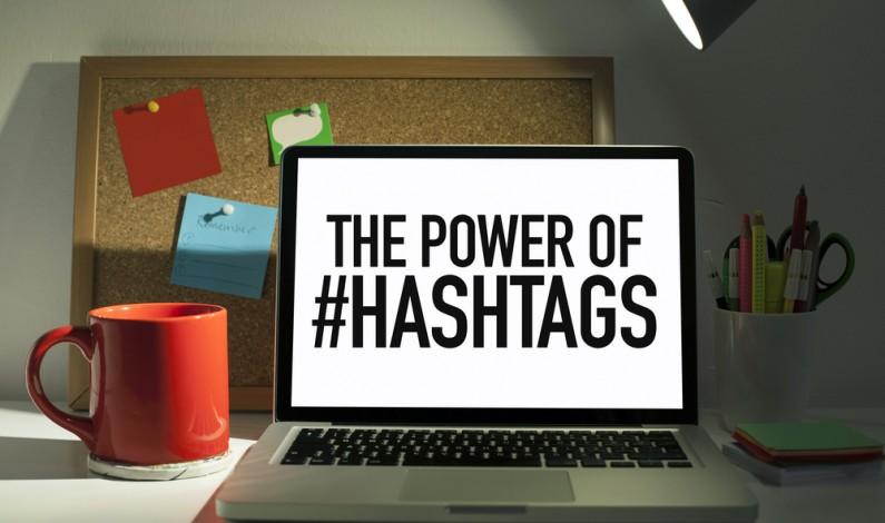 Moc #hasztagu w social media (raport)