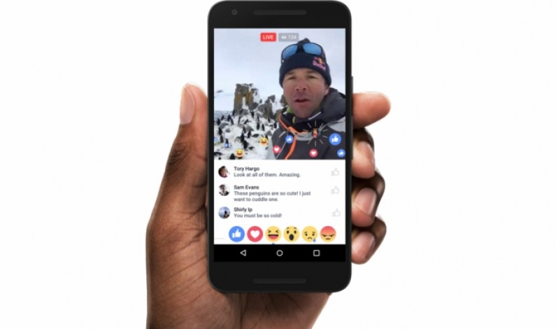 Facebook Live powoli dostępne dla polskich użytkowników + inne nowości