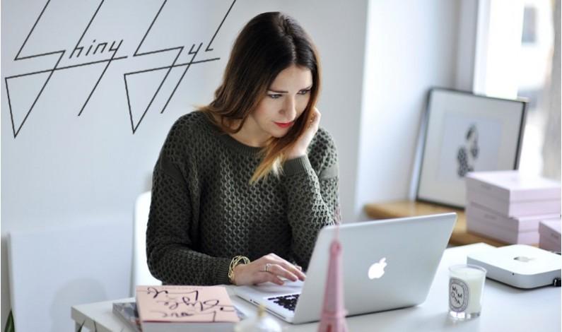 """""""W prowadzeniu bloga zdaję się na swoją intuicję"""" – wywiad z blogerką Shiny Syl"""