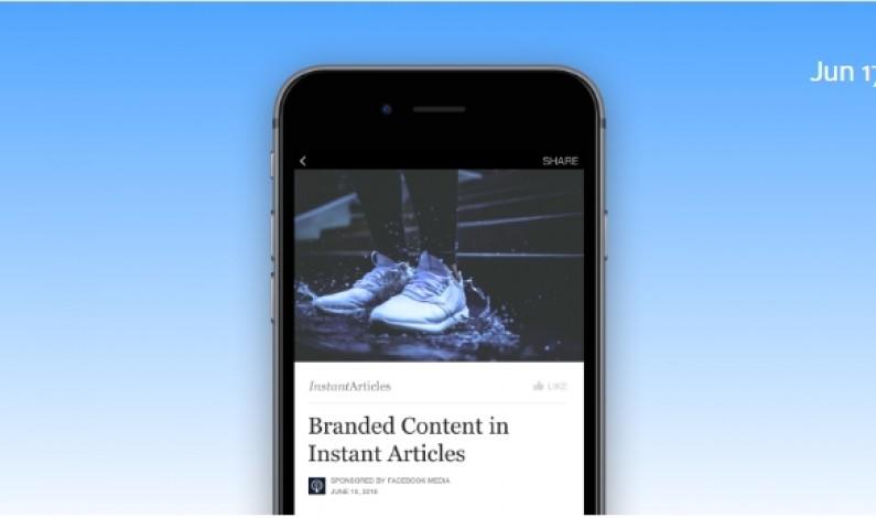 Korekcyjne zmiany dla czytelnika, ale dużo nowości dla wydawców – nowe narzędzia w Instant Articles
