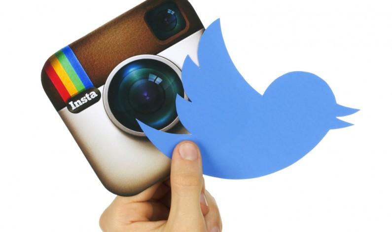 Twitter inwestuje w zdjęcia, a Instagram zainteresował się słowem, czyli social media na opak