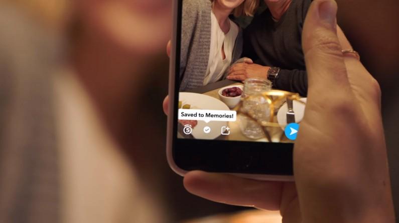 """Snapchat się zmienia – koniec z ulotnością snapów dzięki opcji """"Wspomnienia"""""""