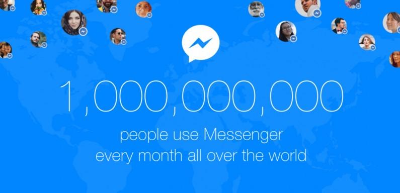 Facebook Messenger w liczbach, czyli 10 ciekawych informacji