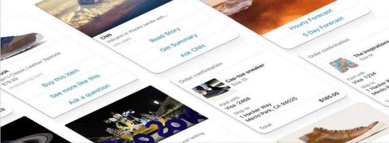 """""""Rozmowa"""" z botem wejdzie na wyższy poziom – Messenger Platform wprowadził kilka nowości"""