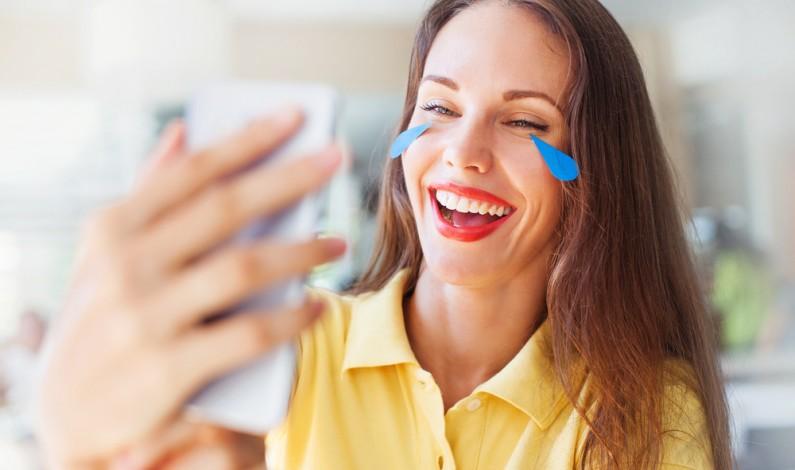 Raport: najczęściej tweetowane emotikony