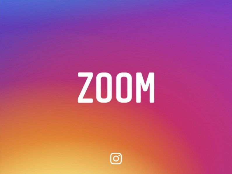 Instagram w końcu z opcją Zoom