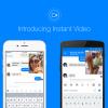Facebook prezentuje nową funkcję Messengera – Instant Video