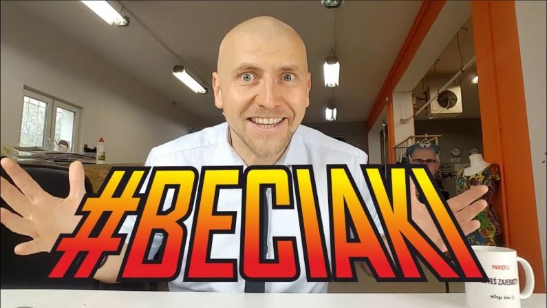 Wspólna akcja branży internetowej #Beciaki