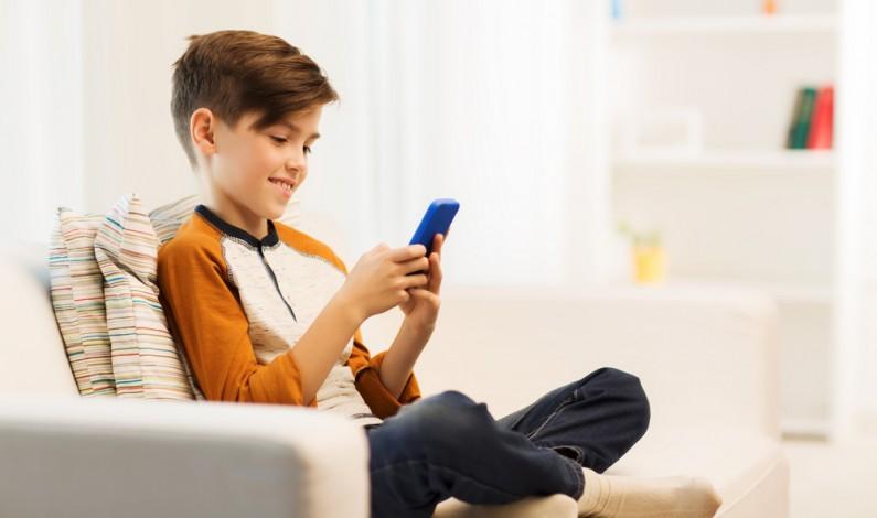 Czy smartfony zastąpią dzieciom telewizję?