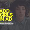 Kobiety w branży kreatywnej – akcja #addgirlsinad