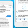 Nowy bot na Messengerze umożliwia przesyłanie pieniędzy