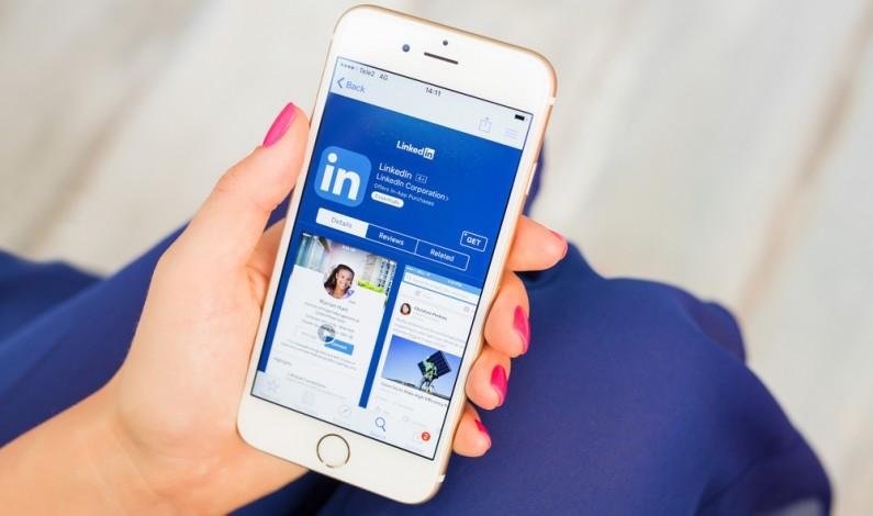 Nowość na LinkedIn – filtry i edytor zdjęć profilowych