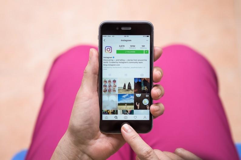 Instagram testuje nowe czcionki i powiadomienia o zrzutach ekranu