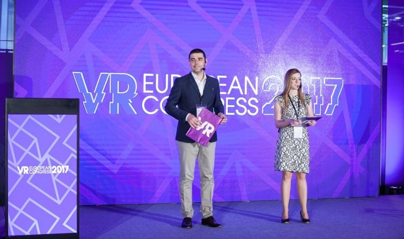 O doświadczeniach użytkowników wirtualnej rzeczywistości na European VR Congress