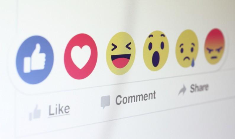 Nowa reakcja z samolotem na Faceboku to błąd serwisu