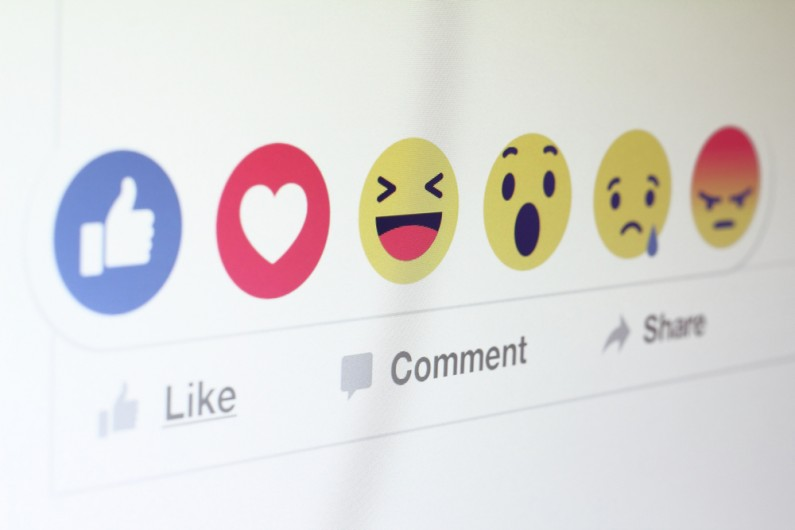 Nowa reakcja na Facebooku – co oznacza?