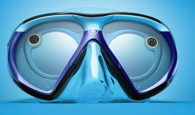 Snapchat pracuje nad podwodną wersją okularów Spectacles