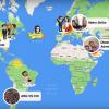Snapchat udostępnia Snap Mapy – nową funkcję związaną z lokalizacją