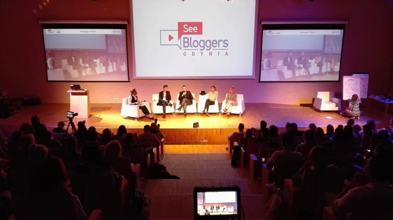 W świecie twórców internetowych – relacja z See Bloggers