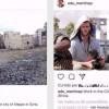 Brazylijski fotograf wojenny publikujący na Instagramie to kolejny fake