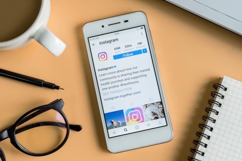 Nowy układ zdjęć na Instagramie?